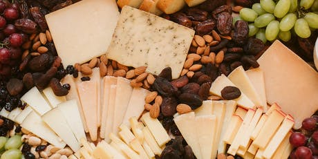 Cheese + Spice Experience at World Spice Merchants tickets