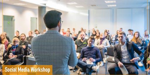Social Media Marketing  Workshop: Strategien & Konzepte für mehr Reichweite