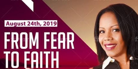 From Fear To Faith LIVE! tickets