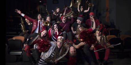 BBQ & Dance Party with Hungry March Band!! tickets