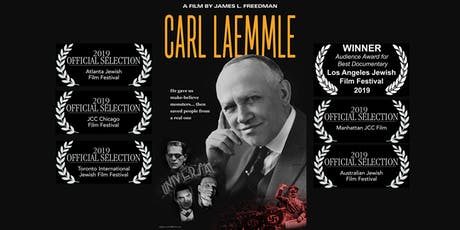Film Screening: Carl Laemmle tickets
