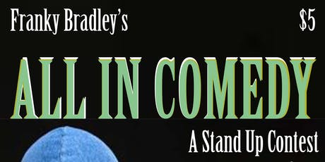 All In Comedy tickets