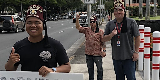 Punahou Carnival Parking (FRIDAY  ONLY ) by Aloha Shriners Patrol
