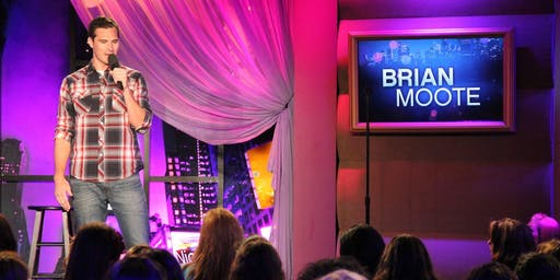 Brian Moote - Comedian & Former 'Bert Show' Host