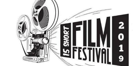 15 Short Film Festival tickets