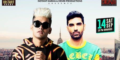 SJ Edition: Meri Gali Mein  Bollywood Party Feat Gully Boys DJ & Dharak tickets