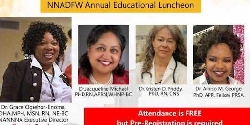 Nigerian Nurses Association DFW(NNADFW) Annual Educational Luncheon