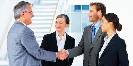 "Taller de:""Desarrollo de habilidades para tratar con clientes difíciles"". entradas"