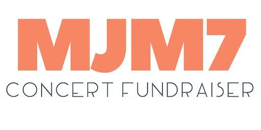 MJM7 Concert Frundraiser Presented by FRAYAM