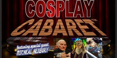 Cosplay Cabaret tickets