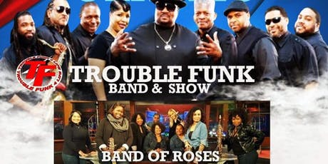 TROUBLE FUNK LIVE AT CHATEAU REMIX tickets