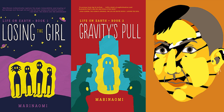 An Evening with MariNaomi: YA Novels and Social Change tickets