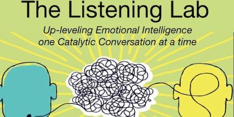 The Listening Lab  tickets
