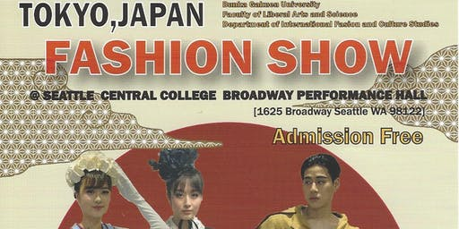 Fashion Show from Tokyo, Japan