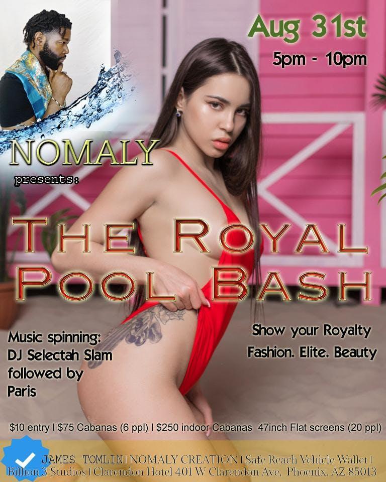 Royal Pool Bash