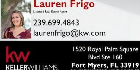 Lauren Frigo Real Estate Agent at Market at the Moose tickets