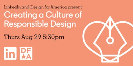 Creating a Culture of Responsible Design tickets