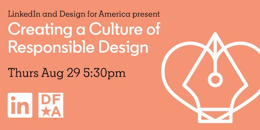 Creating a Culture of Responsible Design