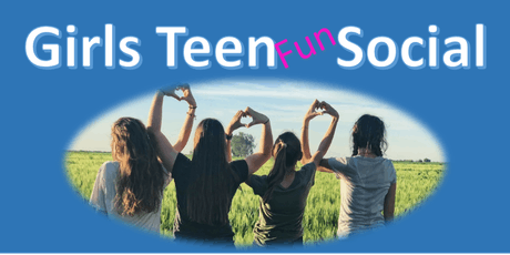 Girl's Teen Social and Sleepover tickets