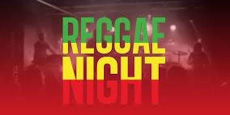 reggae night tickets