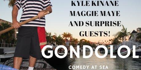 GONDOLOL, COMEDY AT SEA tickets