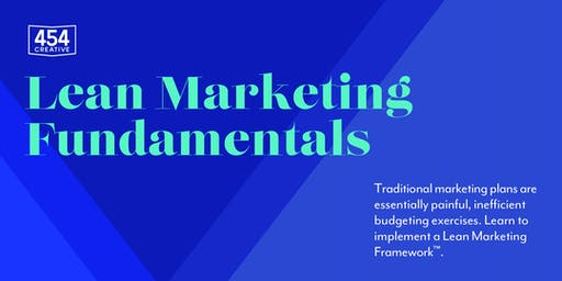 Lean Marketing Fundamentals