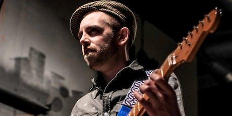 "LIVE JAZZ - Brooklyn Jazz/Blues Guitar/Vocal sensation, TOM LARSEN ""People vs. Larsen"", featuring Trumpeter Wayne Tucker tickets"