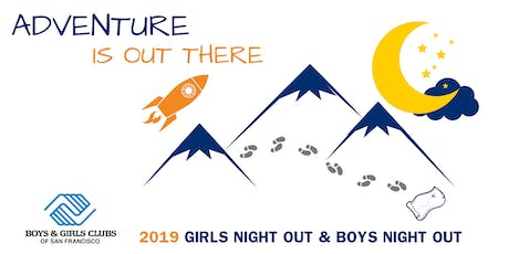 2019 Boys Night Out & Girls Night Out tickets