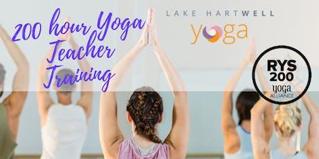 200 Yoga Teacher Training tickets