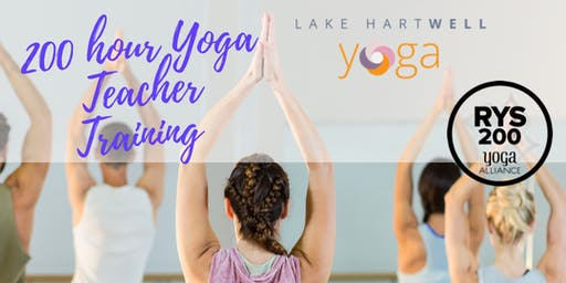 200 Yoga Teacher Training