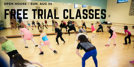 Open House Free Trial Classes