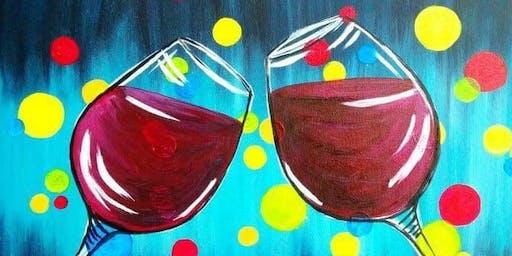 Nichelle Presents...Paint & Sip W/ Instructor Kelli