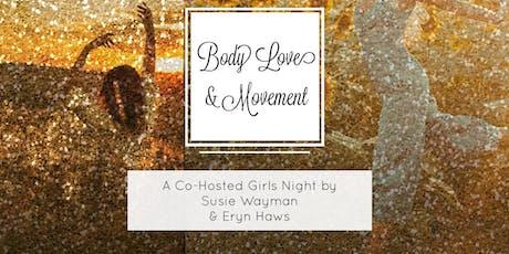 Body Love & Movement tickets