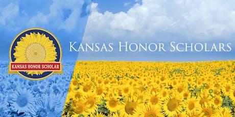 2019 Topeka Kansas Honor Scholars Program tickets