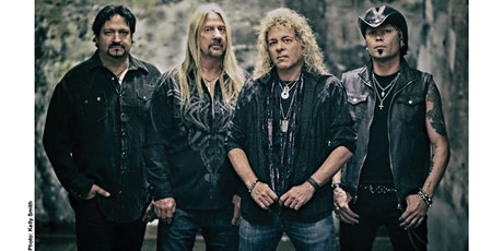 Y&T with James Durbin tickets