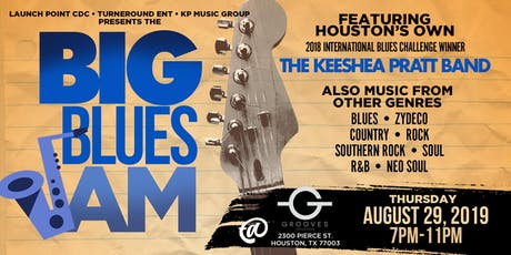 Big Blues Jam - Back to School Donation Drive tickets