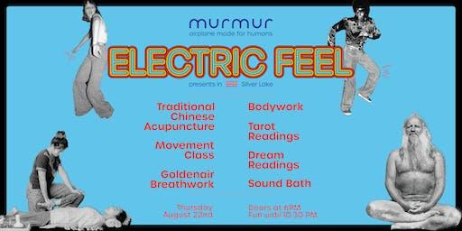 Electric Feel - Wellness Pop-Up
