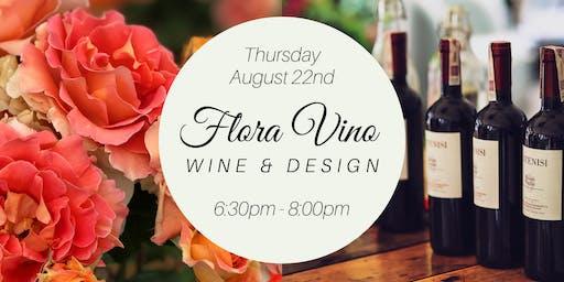 Flora Vino - Wine & Design