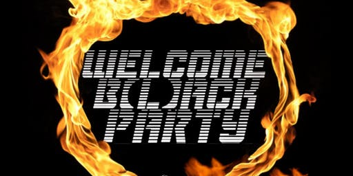 Welcome B(l)ack Party