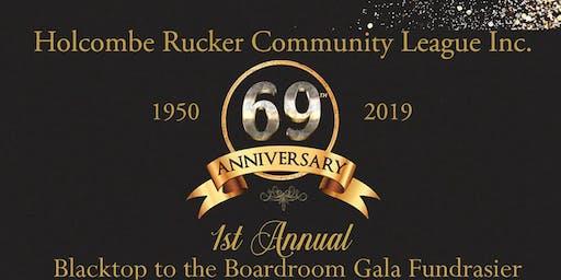 1st Annual BlackTop To BoardRoom Gala