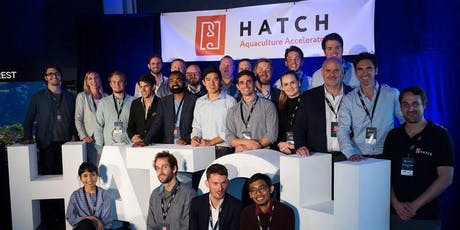 Hatch Aquaculture Accelerator Launch 2019 tickets
