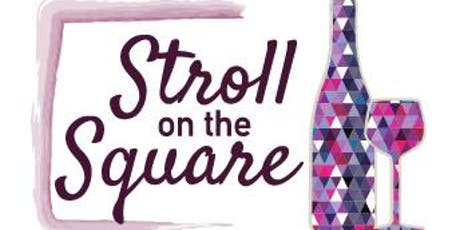 Stroll on The Square & Texoma's Best Bites tickets