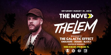 The Move: Thelem tickets