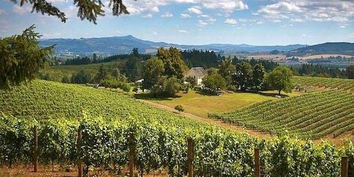 Wine Dinner with Willamette Valley Vineyard