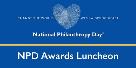 National Philanthropy Day Awards Luncheon tickets