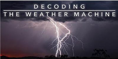 Screening of film Decoding The Weather Machine