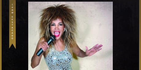 JOANNA MADDOX - TINA TURNER SIMPLY THE BEST tickets