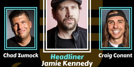 IDKYE (Jamie Kennedy, Chad Zumock, Craig Conant, Paul Antonio, Alex Conn) tickets