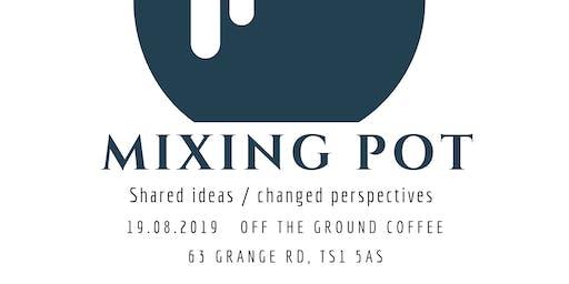 Mixing Pot #1