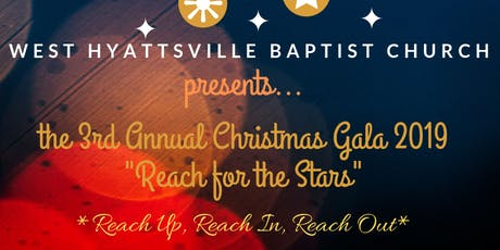 West Hyattsville Baptist Church Fundraising Christmas Gala tickets